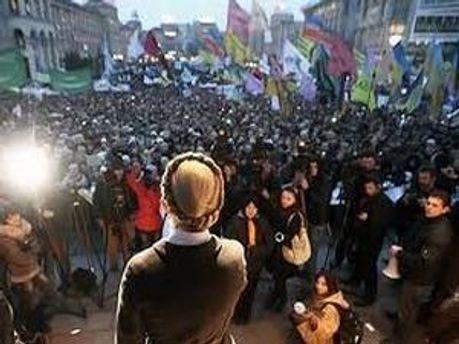 Екс-прем'єр Юлія Тимошенко закликає всіх українців прийти 22 січня на Майдан