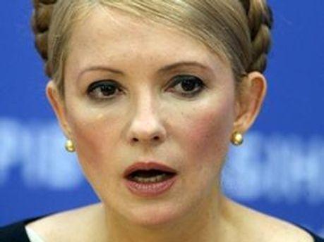 Тимошенко добровільно сиділа в ГПУ 11 годин