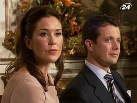 Принцеса Мері і принц Фредерік