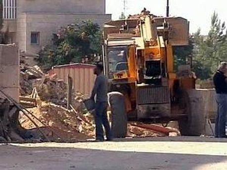 Бульдозери зруйнували будинок в окупованому Східному Єрусалимі