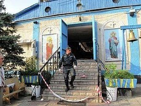 У липні у Запоріжжі підірвали храм