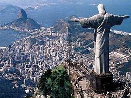Температура повітря в Ріо-де-Жанейро сягла позначки в 38,4 градуса