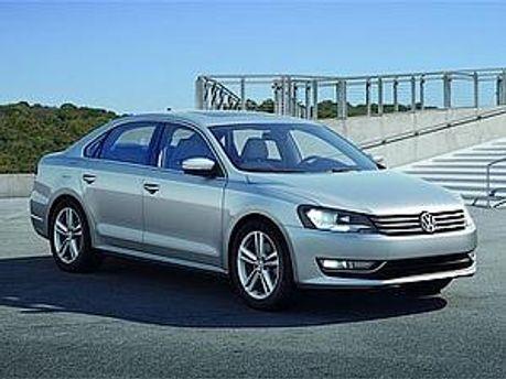 Volkswagen Passat для США має бульше місця в салоні, ніж європейський варіант