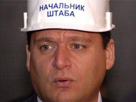 Головний регіонал Харківщини губернатор Михайло Добкін