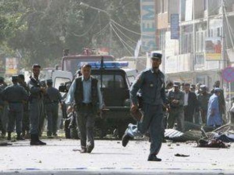 Автобус перевозив співробітників Афганського розвідувального агентства