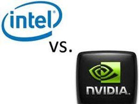 Intel та NVIDIA домовились