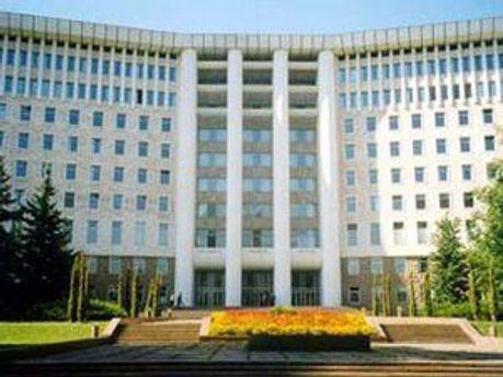 Будинок парламенту у Кишиневі