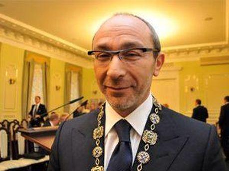 Геннадій Кернес не дорахувався 50 млн.грн.