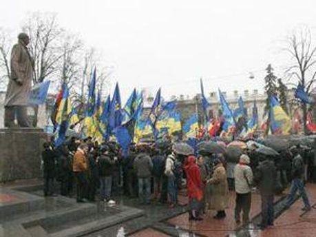 Депутати запропонували місцевим владам зробити Степана Бандеру почесним громадянином міст та сіл