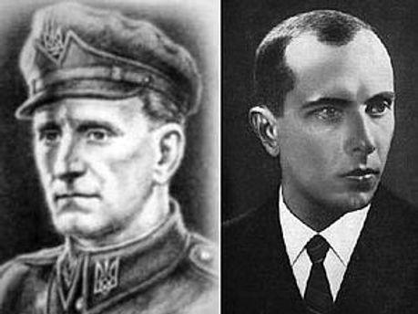 Бандера і Шухевич відтепер — почесні теребовляни