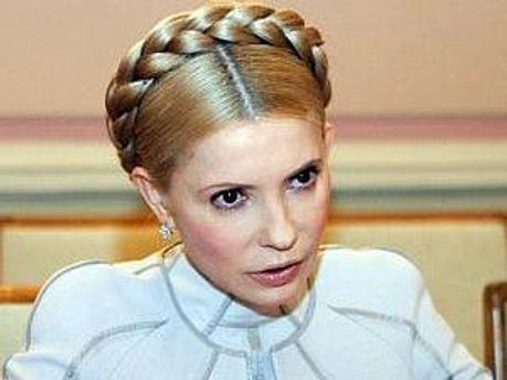 Тимошенко поспілкувалась з представниками японських ЗМІ