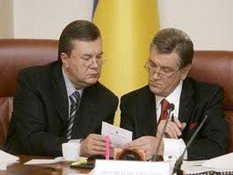 Ющенко регулярно говорить по телефону з Януковичем