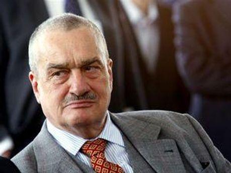 Міністр закордонних справ Чеської Республіки Карел Шварценберг