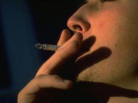 Перша викурена сигарета може пизвести до раку