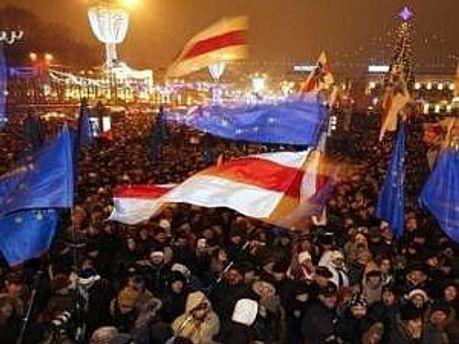 Польща і Німеччина заперечують причетність до акцій протесту в Білорусі