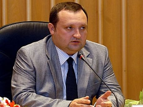 Арбузов отримав перший ранг