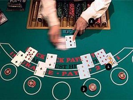 Мінфін пропонує проводити збори за використання столів в казино