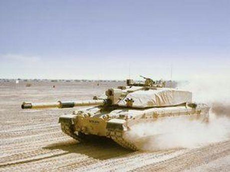 Британські танки стануть невидимими