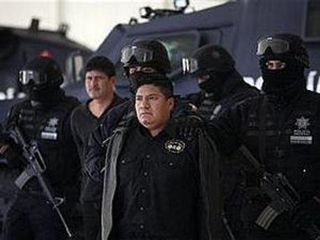 Затриманих звинувачують в організації наркоторгівлі