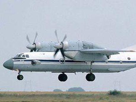 Перші Ан-32Б потрібно було передати замовнику восени 2010 року