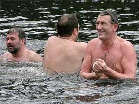 Віктор Ющенко традиції не зрадить