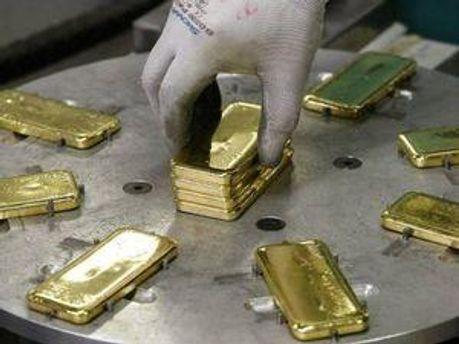 У автоматі золото вдвічі дорожче