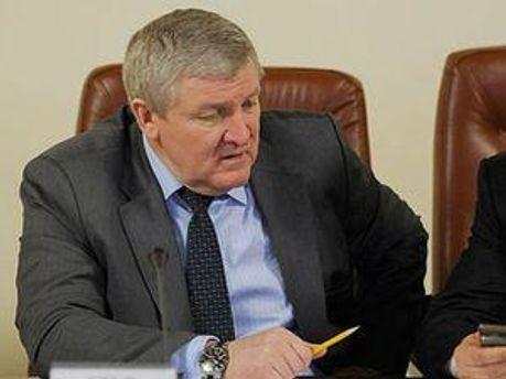 Міністр оборони України Михайло Єжель