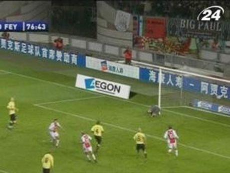 Eredivisie. Тур 19