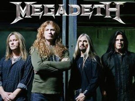 Звуки музики Megadeth відлякали вовків