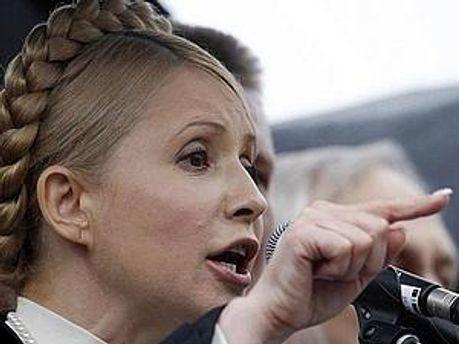 Навіть за Кучми такого не було, — Тимошенко