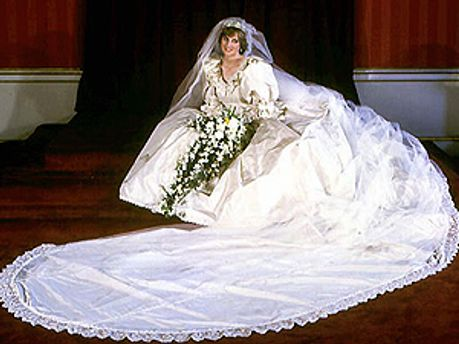 Торт з весілля принцеси Діани продали на аукціоні