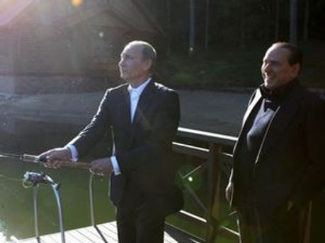 Візит Путіна не минув безслідно?