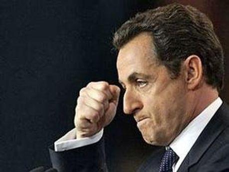 Хакери зламали акаунт Саркозі
