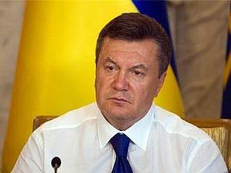 Янукович висловив співчуття