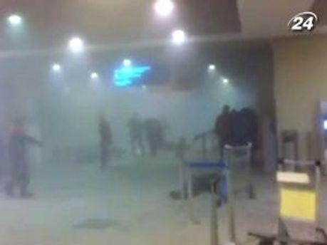 Організатори теракту вивчили організацію безпеки в аеропорту