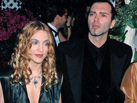 Крістофер Чікконе із знаменитою сестрою