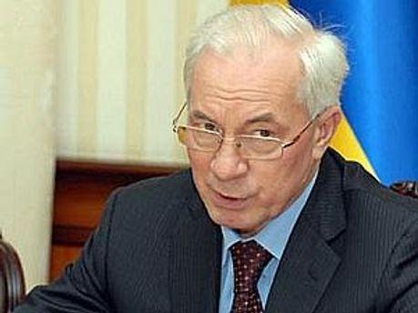 Азаров прокоментував створення газового СП