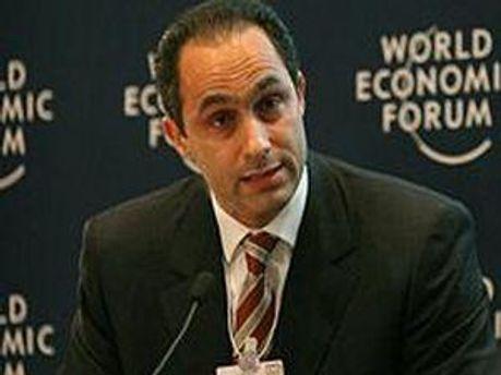 Син Президента Єгипту Гамаль Мубарак вилетів у Лондон