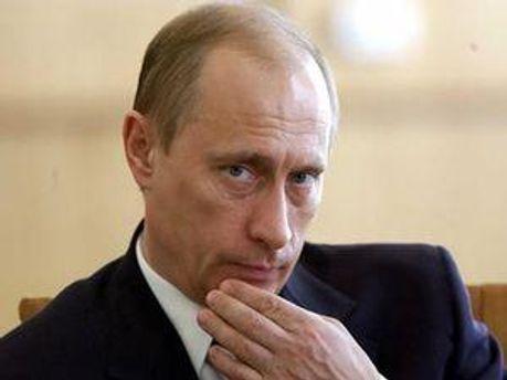 Володимир Путін не вестиме переговорі з терористами