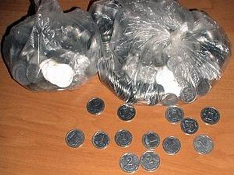 НБУ ініціює вилучення дрібних монет з обігу