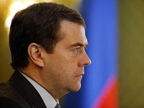 Медведєв вважає, що терористи промахнулись