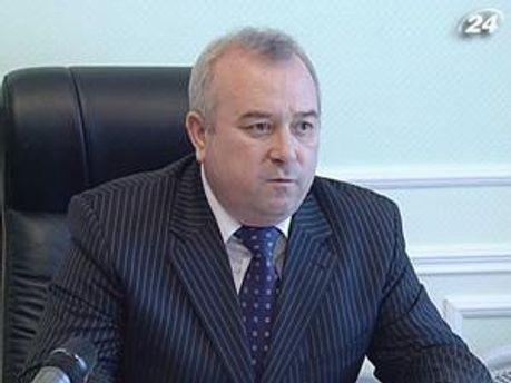 Заступник міністра внутрішніх справ України Віктор Ратушняк
