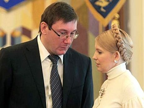 Луценку пропонують свідчити проти Тимошенко