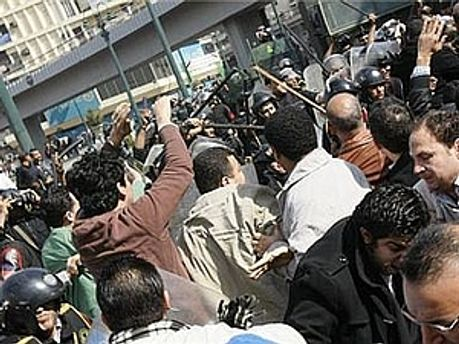 У Єгипті тривають масові протести