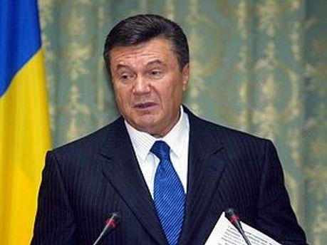 Янукович вважає революцію в Тунісі нищенням стабільності