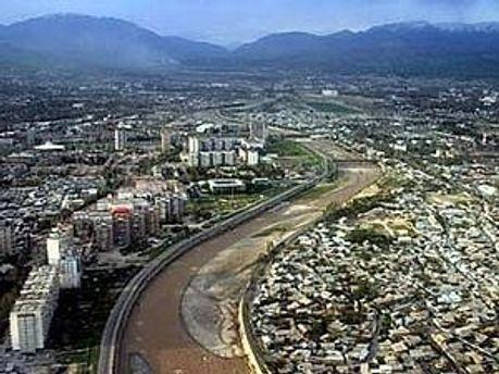 Вид на Душанбе