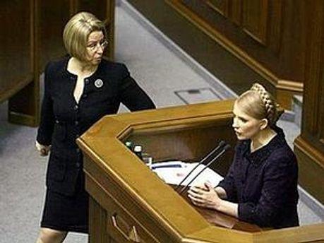 Тимошенко винна у судимостях чиновників, — Герман