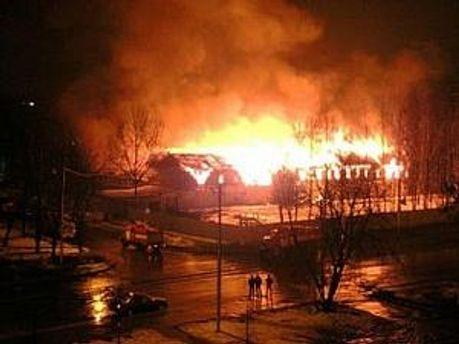 Пожежа на шахті спалахнула 21 грудня минулого року