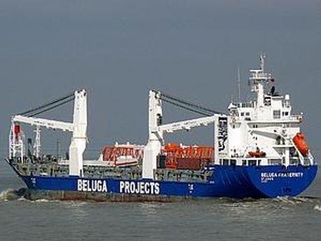 Пірати захопили судно Beluga Nomination з українцями на борту