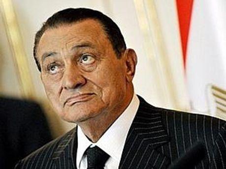 Ізраїль готовий прийняти Мубарака